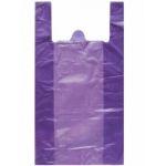 Пакет майка ПНД 24+12*44/12 мкм (200 шт в упак.)