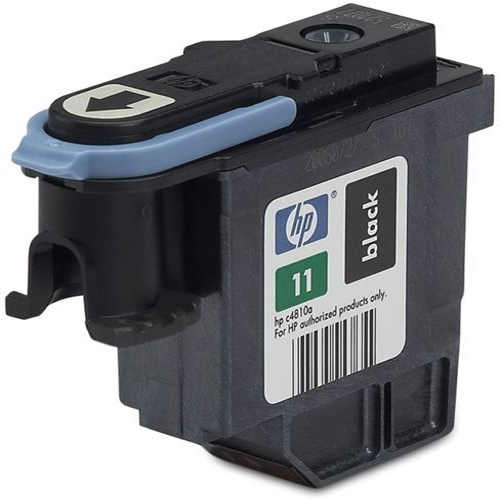 Печат. головка 11 для HP Business Inkjet 2200/2250/DJ 500/510/800/810 black  C4810A
