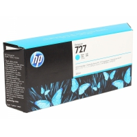 Картридж 727 для HP DJ T920/T1500, 300ml  Cyan F9J76A
