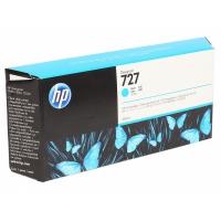 Картридж 727 для HP DJ T920/T1500, 300ml  Cyan F9J76A