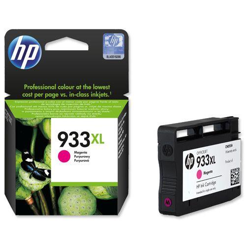 Картридж 933XL для HP OJ 6100/6600/6700, 825стр  magenta CN055AE