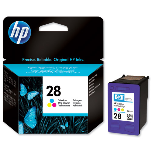 Картридж 28 для HP DJ 3320/3325/3420  Color C8728AE