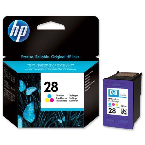 Картридж 28 для HP DJ 3320/3325/3420  Color C8728AE