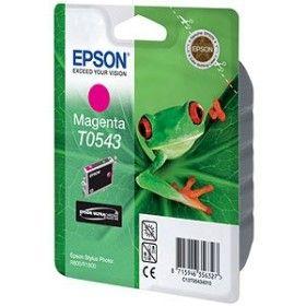 Картридж Epson Stylus Photo R800/1800  C13T05434010, M