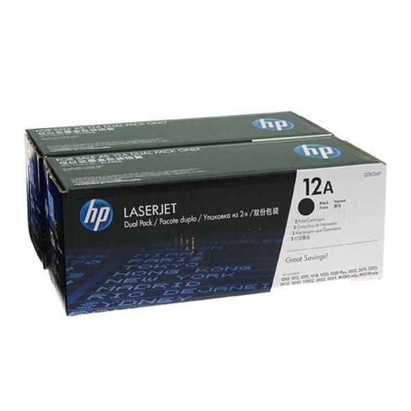 Картридж HP LJ 1010/1020/3050  Q2612AF, 2K