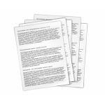 Черно-белое копирование/распечатка формат А4
