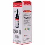 Заправочный комплект Pantum PC-211RB P2200/M6500 , 1,6k, +1чип, Bk