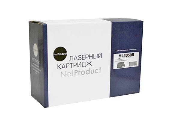 Картридж NetProduct (N-ML-D3050B) для Samsung ML-3050/3051N/ND, 8K
