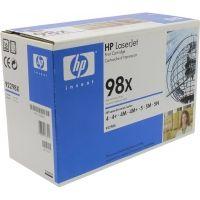 Заправка картриджа HP 92298X (98X), для принтеров HP LaserJet 4, LaserJet 4+, LaserJet 4M, LaserJet 4M+, LaserJet 4MX, LaserJet 5, LaserJet 5M, LaserJet 5N