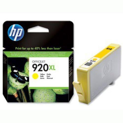 Картридж HP Officejet 6000/6500/7000, №920XL  CD974AE, Y