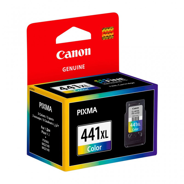 Картридж Canon PIXMA MG2140/3140  CL-441, Color
