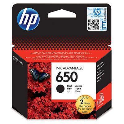 Картридж HP DJ IA 2515/2516  №650, CZ101AE, BK, 360стр
