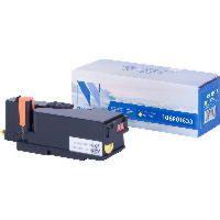 Картридж NVP для NV-106R01633 Yellow для Xerox Phaser 6000/6010/WorkCentre 6015 (1000k)