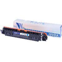 Картридж NVP для NV-CF351A Cyan для Color LaserJet Pro M176n/ M177fw(1000)