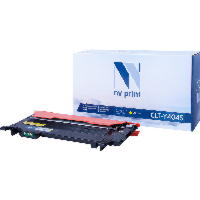 Картридж NVP для NV-CLT-Y404S Yellow для Samsung SL-C430/C430W/C480/C480W/C480FW (1000k)