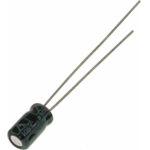 4.7 мкФ, 50 В, 4х7мм, Конденсатор электролитический алюминиевый миниатюрный