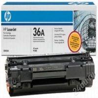 Заправка картриджа HP CB436A HP 36A для принтеров HP LaserJet /LJ-M1120, M1522, P1505