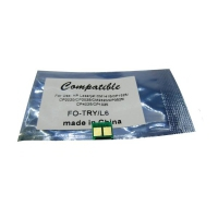 Чип для принтеров HP Laserjet CP1025/ CP3525/CM3530 Yellow