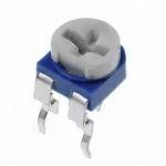 Подстроечный резистор RM-065 (100K)