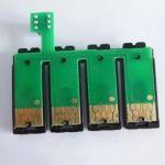 СНПЧ Чип для Epson t1271-t1274 для Workforce 845/645/635/ 630/ 633/ 840/ 60/WF-7010/WF-7510/WF-7520/