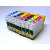 Перезаправляемые картриджи (ПЗК) для принтера Epson R1900