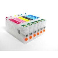 Перезаправляемые картриджи (ПЗК)для принтера Epson Stylus Photo RX700
