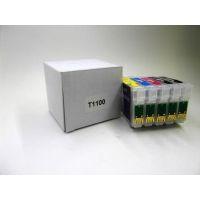 Перезаправляемые картриджи (ПЗК)для принтера Epson T1100