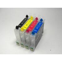 Перезаправляемые картриджи (ПЗК) Epson C64/ C84/ C86, CX3600/ CX3650/ CX4600/ CX6400/ CX6600