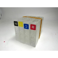 ПЗК (Перезаправляемый картридж) для HP Officejet 6700, 6100, 6600 (HP 933/932), с чипами