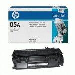 Заправка картриджа HP СЕ505А (05A), для принтеров HP LaserJet P2030, LaserJet P2035, LaserJet P2050, LaserJet P2055, без чипа