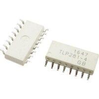 TLP281-4GB-TP[F], Оптопара транзисторная [SOP-16]