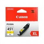 Картридж Canon PIXMA iP7240/MG6340/MG5440  CLI-451XLY, Y