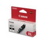 Картридж Canon PIXMA iP7240/MG6340/MG5440  CLI-451XLBK, BK