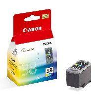 Картридж Canon PIXMA iP1800/2500/MP140/MX300  CL-38, Color