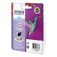 Картридж Epson Stylus Photo P50/PX660/700W/800FW/R265/RX560  C13T08054011, LC