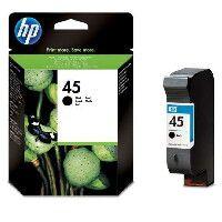 Картридж HP DJ 850C/970C/1600C, №45  51645AE, BK