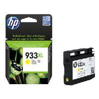 Картридж HP OJ 6100/6600/6700  №933XL, CN056AE, Y, 825стр