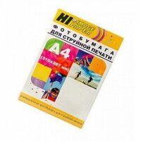 Фотобумага Hi-Image Paper самоклеящаяся (легкосъемная), глянцевая, A4, 160 г/м2, 5 л.