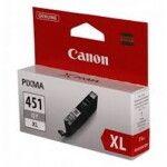 Картридж Canon PIXMA iP7240/MG6340/MG5440  CLI-451XLGY, GY