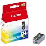 Картридж Canon PIXMA iP100/260  CLI-36, Color