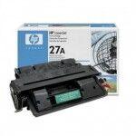 Заправка картриджа HP C4127A (27A), для принтера HP LaserJet 4000, LaserJet 4050