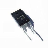 2SD1710, Транзистор биполярный, NPN, Ic=5А, Vceo=800В, Vcbo=1500В, Pd=50Вт [TO-3PML]