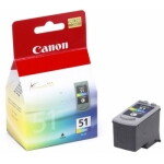 Картридж Canon PIXMA MP450/150/170  CL-51, Color