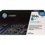 Заправка картриджа HP CE251A (504A), для принтеров HP Color LaserJet CM3530, Color LaserJet CP3520, Color LaserJet CP3525, без чипа