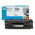 Заправка картриджа HP Q7553X (53X), для принтеров HP LaserJet M2727, LaserJet P2014, LaserJet P2015