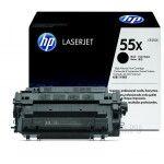 Заправка картриджа HP СЕ255X (55X), для принтеров HP LaserJet M525, LaserJet P3015, LaserJet Pro M521, без чипа