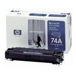 Заправка картриджа HP 92274A (74A), для принтеров HP LaserJet 4L, LaserJet 4ML, LaserJet 4MP, LaserJet 4P