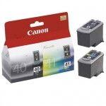 Набор картриджей Canon iP1200/1300/160 MULTIPACK PG-40/CL-41  0615B043