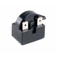 Реле пусковое (стартер компрессора холодильника) MZ93-15Ohm 3конт 28.5х21.5х28мм