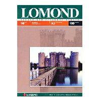 Фотобумага Lomond матовая односторонняя (0102001), A4, 90 г/м2, 100 л.
